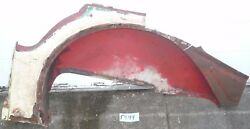 Used Oem And03959 - And03962 Triumph Tr3a - Tr3b Left Rear Wheel Arch And Quarter Panel F949