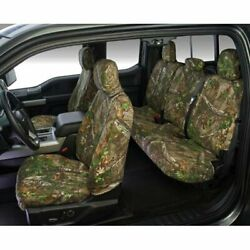 SSC8430CAXG Covercraft New Seat Cover Camouflage for Chevy Silverado 1500 Sierra