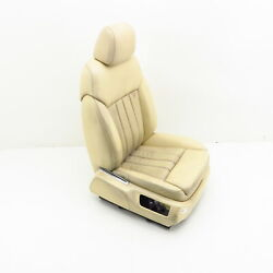 seat front Right Bentley CONTINENTAL FLYING SPUR Right Hand Drive