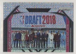 2018 Prizm Luck Of The Lottery Mojo /25 Aaron Holiday Chandler Hutchison Rookie