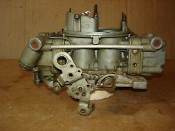 1967 67 Chevelle L79 Holley Carburetor List 3806 Dated 6b1 3903389-dc 327/325hp