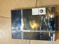 Bmw Road Map Europe Pro 08-1 Only Plastic Cover With Book Without Dvd