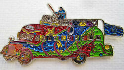 10 Pack Wholesale Furthur Ken Kesey On Top Merry Prankster Bus Further Hat Pins