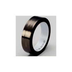 3m™ Ptfe Film Tape 5490, Brown, 1/4 In X 36 Yd