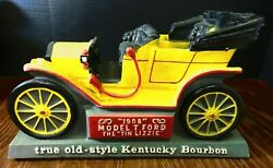 Early Times Old Style Bourbon 1908 Model T Ford Tin Lizzie Bar Bottle Display