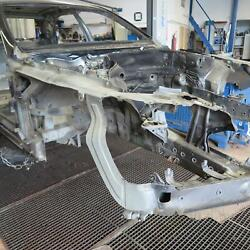 body component Wheel installation side member front Right Maybach 57