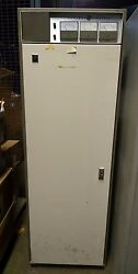 Ge Ericsson Mastr Ii Vhf High Power Repeater Base Station With V Series Cabinet