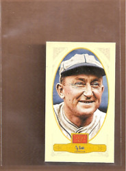 2012 Panini Golden Age Mini Crofts Candy Red Ink Trading Card Pick