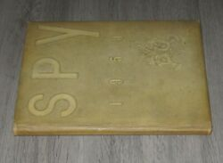 1950 Galion High School Yearbook Ohio Spy Annual Oh