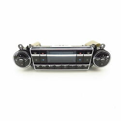 climate control panel Maybach 57 62 A2408300185 A / C