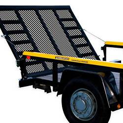 Gorilla Lift 2 Sided Tailgate Utility Trailer Gate And Ramp Lift Assist System