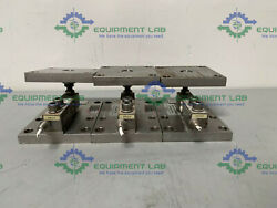 Lot Of 3 Sensortronics Stainless Steel Load Cells 65083 Capacity 4000lbs