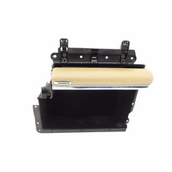 Tray Armauflage Front Right Maybach 57 Havana Beige
