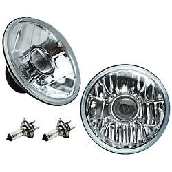 7 24v Military Projector Headlight 70/75w 24v Light Bulb Pair For Trucks And Jeep