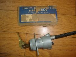 1930and039s Plymouth Dodge Mopar Ignition Switch With Keys Nos