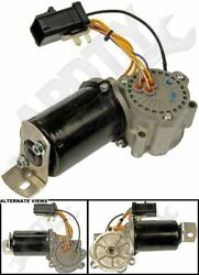 APDTY 711035 Transfer Case Shift Motor w/ 8-Pin Rectangular Electrical Connector