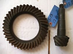 Genuine Gm Oem Ring And Pinion 8.875 Chevy Rear End 12 Bolt 5.13 1970s Cars