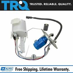 Trq Engine Fuel Pump And Sending Unit Module Assembly For Ford Super Duty