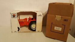 Allis Chalmers 190 1/16 Diecast Farm Tractor Replica By Scale Models