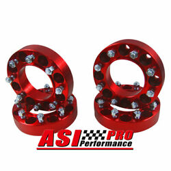 4pcs 2'' 8 Lugs Hubcentric Wheel Spacers For Bobcat,case,new Holland,john Deere