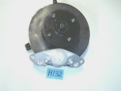 Reman Oem . '56 - '62 Triumph Tr3 - Tr4 Right Front Axle And Brake Assembly H132