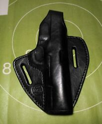 Russian Tt 33 Tulskiy Tokarev Holster Leather Skat With Clasp