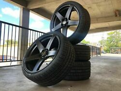 4x Like New Genuine Simmons Frc 20andrdquo Ford Fgx Bfba 20x9 Wheels And New Tyres