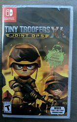 Tiny Troopers Joint Ops Xl Nintendo Switch Us 5000 Made Walmart Exclusive