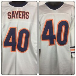 Gale Sayers Chicago Bears 1969 Mitchell And Ness Throwback Stitched Sewen Jersey