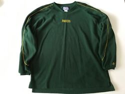 Rare Vintage Logo Athletic Green Bay Packers Game Day Sweatshirt Nfl