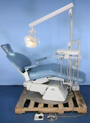 Current Model Midmark Knight Dental Chair with Aespsis 21 Delivery