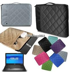 Soft Laptop Sleeve Case Hand Bag For 10 To 14 Asus Chromebook/transformer Book