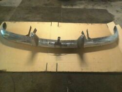 Core Front Bumper Bar With Guards For 1952 Packard