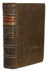 1713 SAMMELBAND History HORTICULTURE Antiquities DRINKING CUSTOMS Christianity