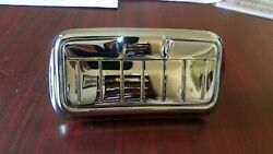 1953 Buick Special Back Of Front Seat Ashtray New Quality Triple Plated Chrome.