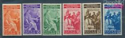 Vatican 45-50 Volume 1935 Completeett Mnh 1935 Lawyers Conference 7739255