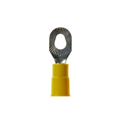 3m Vinyl Insulated Butted Seam Multi-stud Ring Tongue Terminal 13-610-p