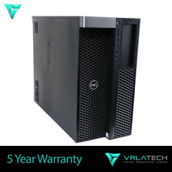 Build Your Own Dell T7920 Workstation Silver 5122 4 Core 3.60 Ghz Win10 Pro