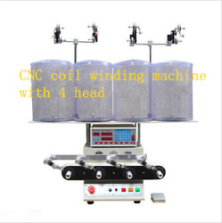 New 4 Axis Computer Fully Automatic Coils Winder Winding Machine M