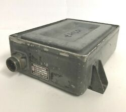 Rotax Aircraft Engine Ignition Exciter P/n Nb10605