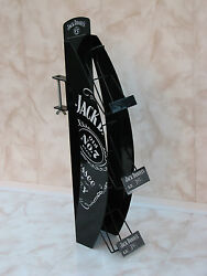 Jack Daniel's Display Metal For Small Bottle 0.2l Used Rare 570mm 2013 Brand Old