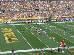 Pittsburgh Steelers PSL - Own 4 Seats in the Luxurious Club West Section 231