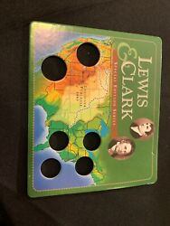 Lewis And Clark Special Edition Series Coins And Holder