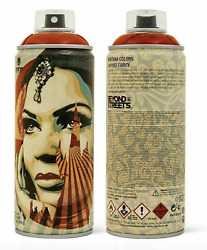 Target Exceptions Spray Can By Obey Giant / Shepard Fairey We The People Print