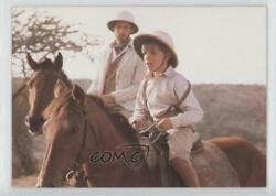1992 Pro Set The Young Indiana Jones Chronicles A Wagon Pulls Helen 36 Xw1