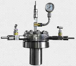 304 Stainless Steel High Pressure Hydrothermal Autoclave Reactor 1000ml 380℃