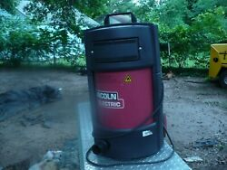 Lincoln 120v Miniflex Electric Fume Extractor With Funnel Pre- Owned