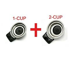 1-cup + 2-cup Podholder Pod Pad Holder For Philips Senseo Coffee Maker