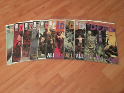 The Walking Dead 110-174 Complete Run Lot Set 2003 Image -- Nm