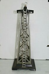 Marx Plastic Beacon Light Tower 11 Tall Vintage 'o' Scale Works C-6 S-1755